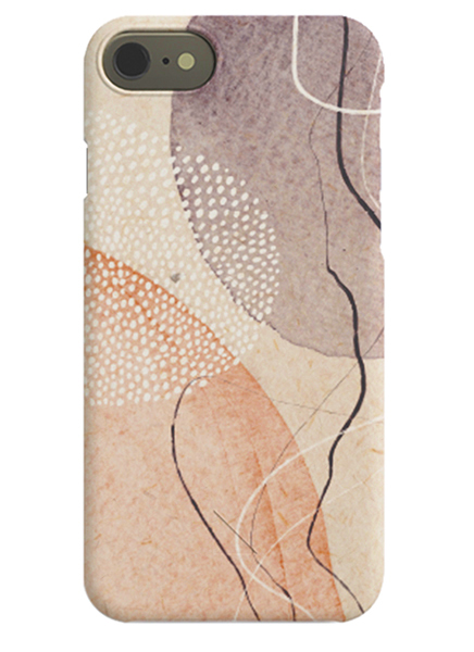 Abstract Flow iPhone Case in de groep iPhone Hoesjes / iPhone 8 bij Desenio AB (C-50151)