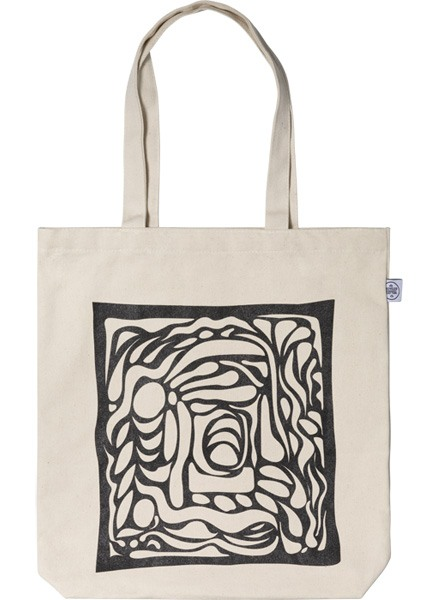 Space Between Tote Bag in de groep Limited edition bij Desenio AB (TOTE50140)