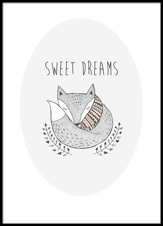 Sweet Dreams Posters