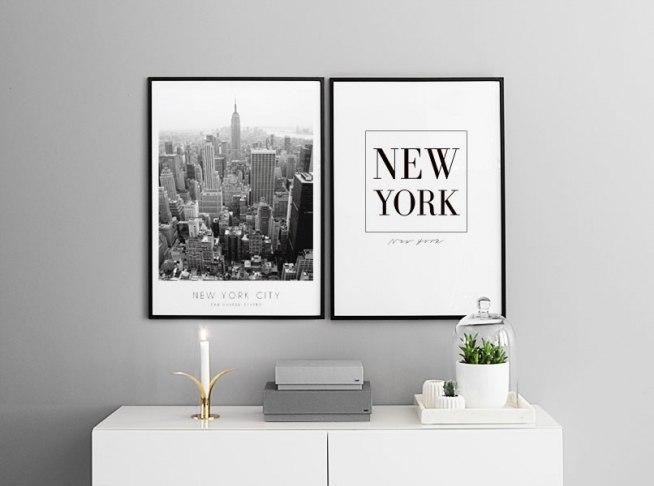 Mooie posters en prints boven het bed of de bank | Mooie posters in ...